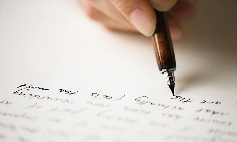 Lợi ích khi tạo ấn tượng với CV viết tay